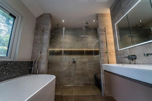 Cascades bathrooms case study